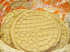 オランダ煎餅