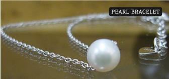 一粒パールネックレス あこや真珠 シルバー